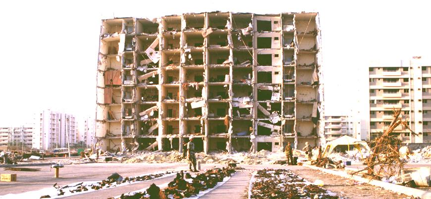 ABD 1996 'Huber Kuleleri' saldırısından İran'ı sorumlu tuttu