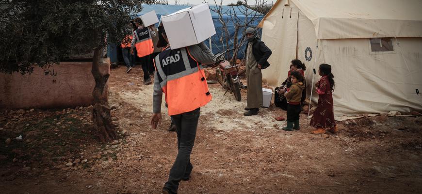 Suriye'ye insani yardımlar Türkiye üzerinden gitmeye devam edecek