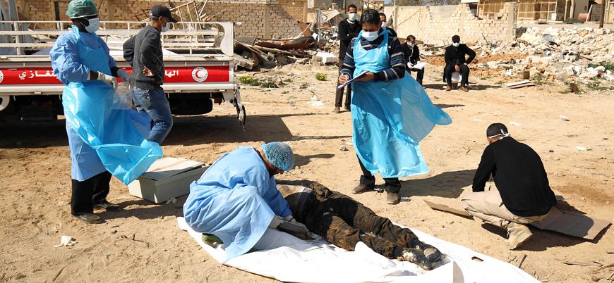 BM: Libya'da sivil ölümlerinin yüzde 81'ine Hafter güçleri neden oldu