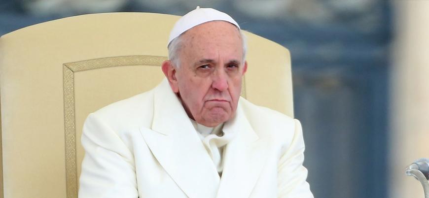 Papa'dan 'Ayasofya' açıklaması: Derin acı duydum