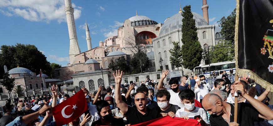 Dünya Kiliseler Birliği: Ayasofya kararı dinlerarası diyaloga zarar veriyor