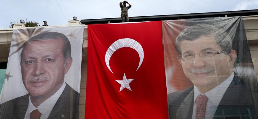 Eski Başbakan Davutoğlu: AK Parti davanın değerlerini ayaklar altına aldı