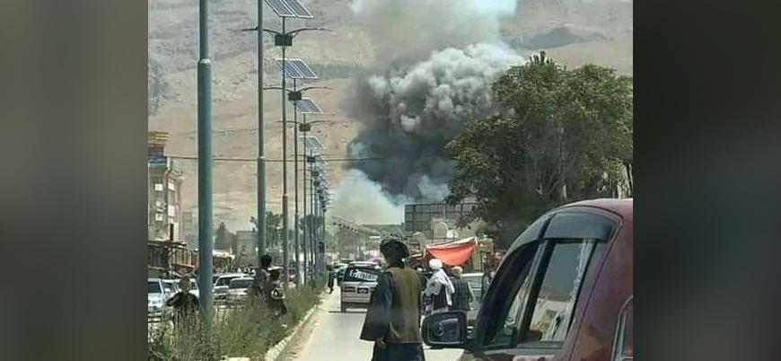 Taliban Afganistan'da istihbarat merkezine saldırdı
