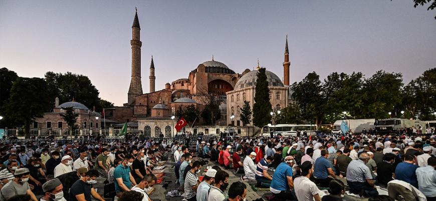 Avrupa Birliği'nden Türkiye'ye 'Ayasofya' tepkisi