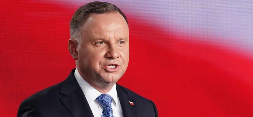 Polonya'da cumhurbaşkanlığı seçiminin galibi Duda oldu