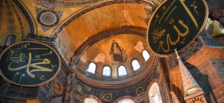 Rusya: Erdoğan Putin'e Ayasofya'da kutsal yerlerin korunacağı garantisini verdi