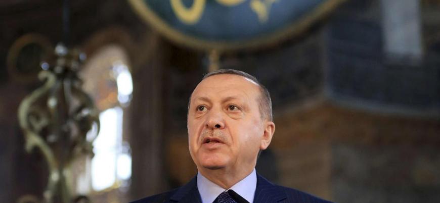 Erdoğan'dan kurmaylarına Ayasofya talimatı