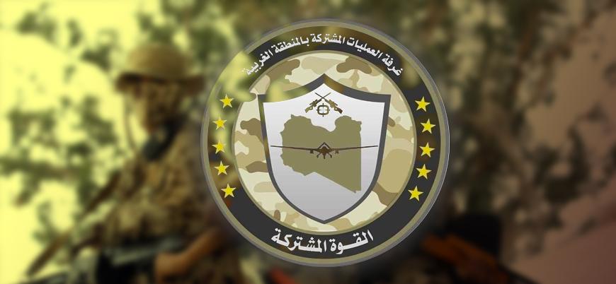 Libya'da UMH yeni bir askeri birlik kurdu: Müşterek Kuvvet