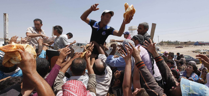BM: Dünyada 690 milyon insan aç