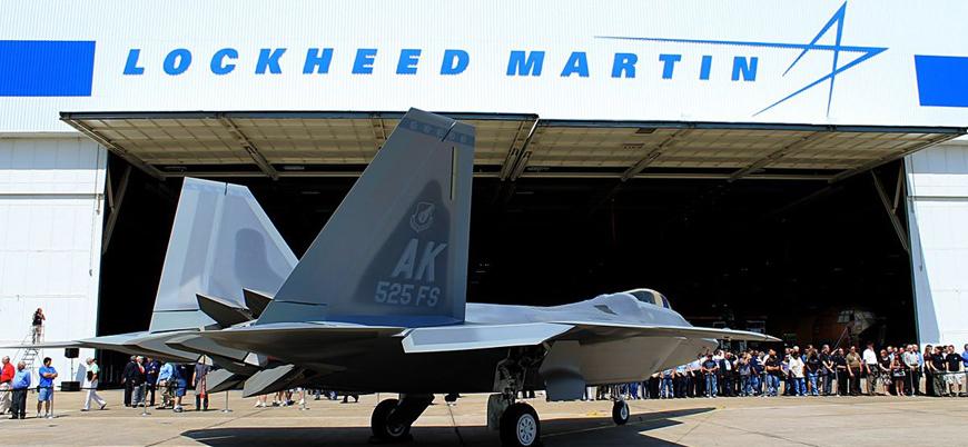 Çin'den F-35 üreticisi Lockheed Martin'e yaptırım