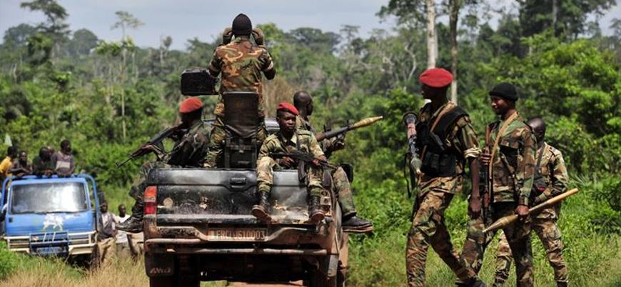 Batı Afrika ülkesi Fildişi Sahili ülkenin kuzeyinde askeri bölge ilan etti