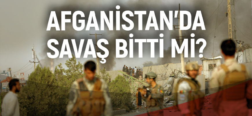 Halid Abdurrahman değerlendirdi: Afganistan'da savaş bitti mi?