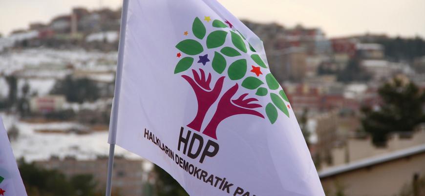 Yerine kayyum atanan HDP'li Belediye Başkanı tutuklandı