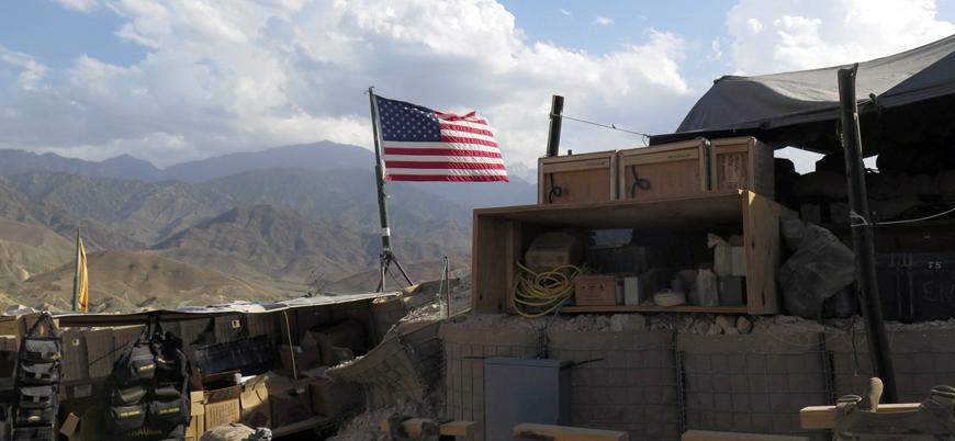 ABD Afganistan'daki 5 askeri üssü kapattı