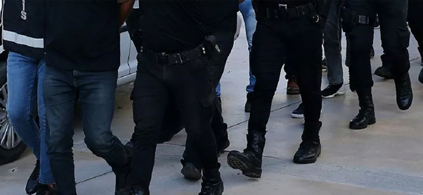 Ankara merkezli 30 ilde 'FETÖ' operasyonu