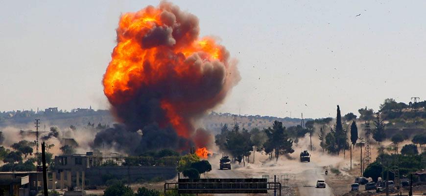 İdlib'de Türk-Rus ortak devriyesine yönelik saldırının ayrıntıları