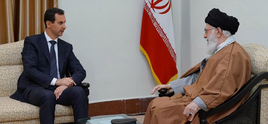 İran ile Esed rejimi arasında askeri iş birliği anlaşması imzalandı