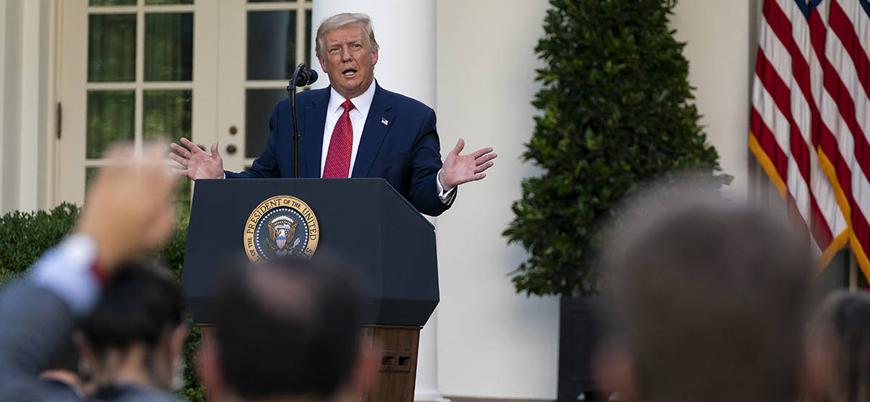 """""""Trump günde ortalama 23 yalan söylüyor"""""""