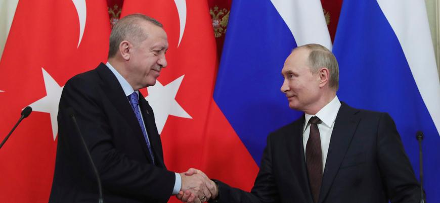 Rusya: Türkiye ile Suriye'nin geleceği konusunda hemfikiriz