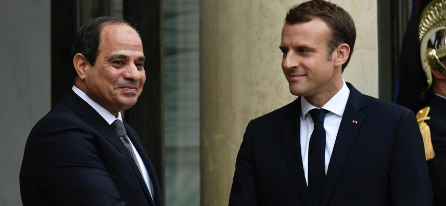 Fransa ve Mısır: Libya'ya dış müdahale durdurulmalı