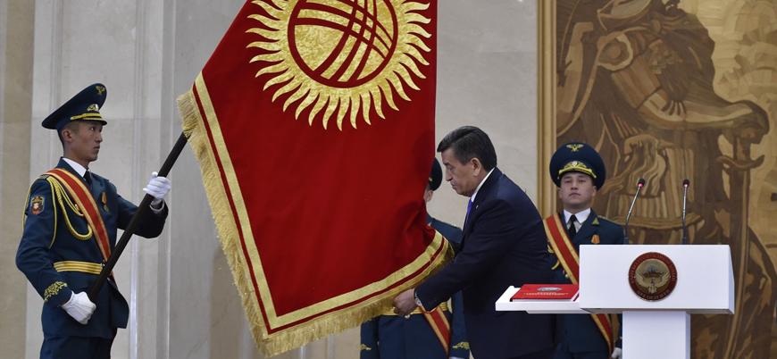 Kırgızistan Cumhurbaşkanı Ceenbekov: İstifaya hazırım