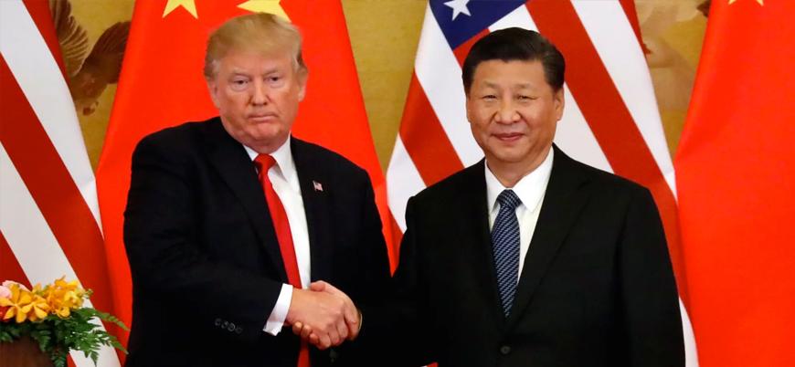 """""""ABD Çin Komünist Partisi üyelerine ülkeye giriş yasağı getirecek"""""""
