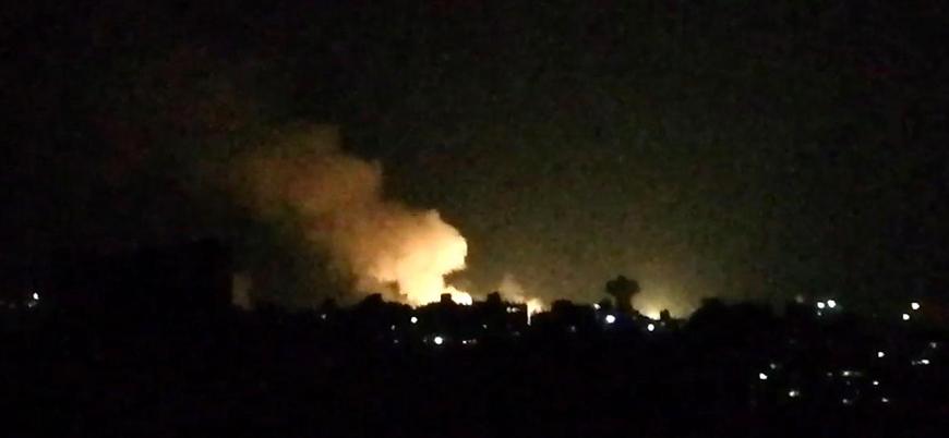 Deyrizor'da İran destekli güçlere hava saldırısı