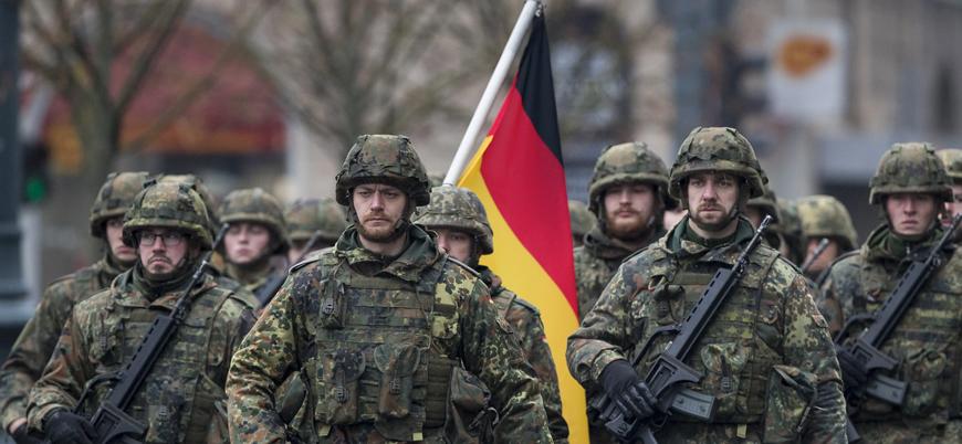 Alman ordusu kayıp mühimmatların peşinde: 'Aşırı sağ' şüphesi