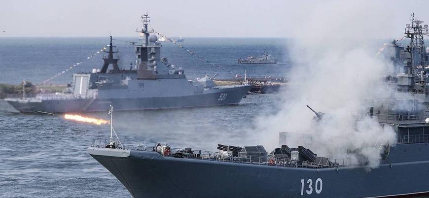 Rusya'dan Karadeniz ve Kafkaslar'da askeri tatbikat