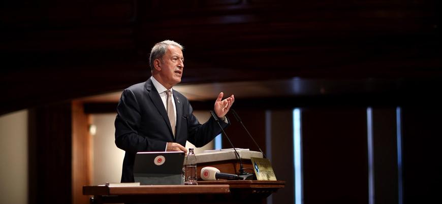 Savunma Bakanı Akar: Fransa'dan hala özür bekliyoruz