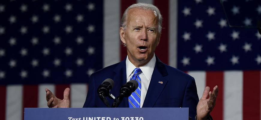 ABD Başkan adayı Biden: Rusya seçimlere müdahale etmeye çalışıyor