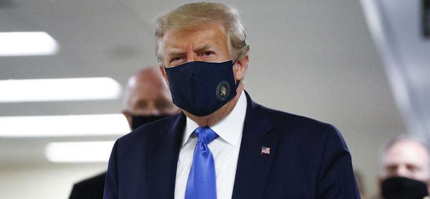 Trump maske takma zorunluluğunu onaylamayacak