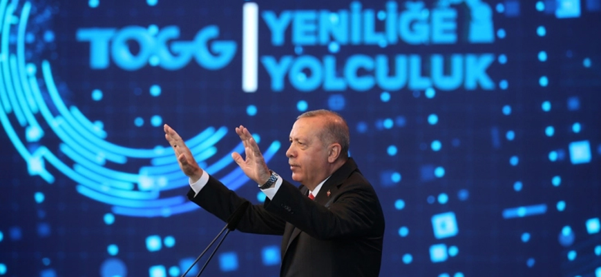 Erdoğan: Salgına rağmen yatırımın gururunu yaşıyoruz