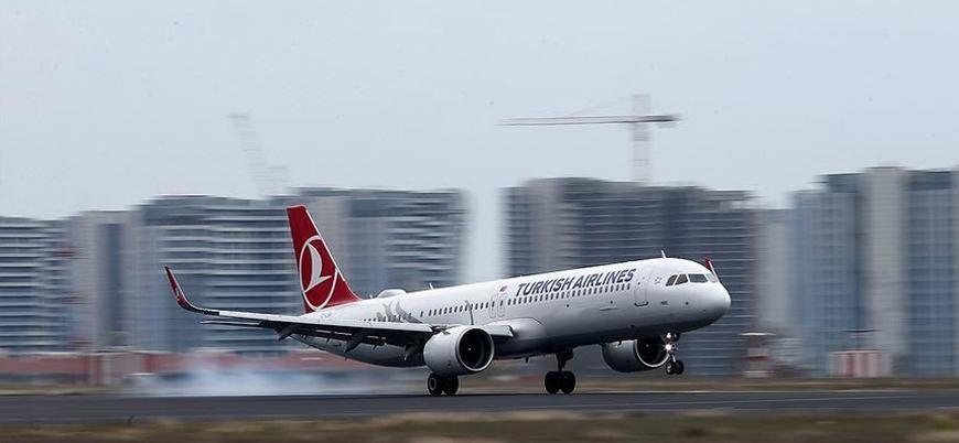 Türkiye salgın nedeniyle İran ve Afganistan uçuşlarını durdurdu