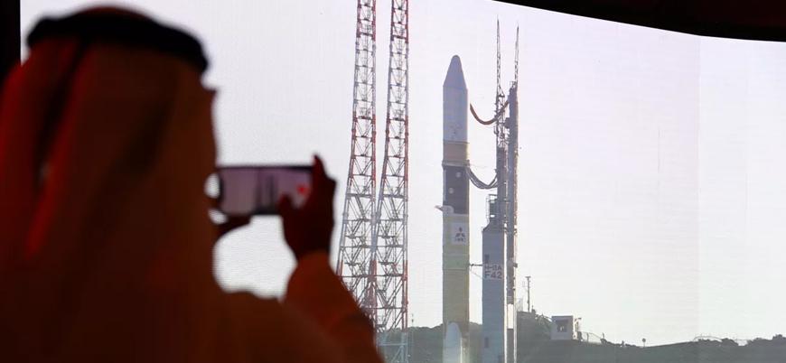 Birleşik Arap Emirlikleri ilk Mars görevini başlattı