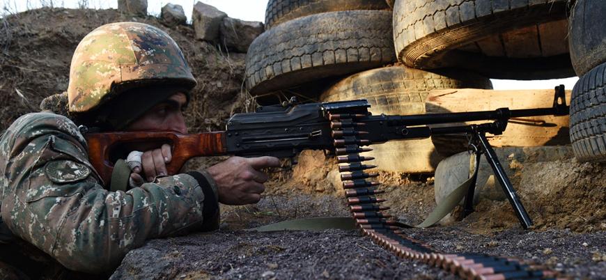 """""""Türkiye'nin Azerbaycan'a Suriyeli savaşçıları gönderdiği iddiası gerçek dışı"""""""
