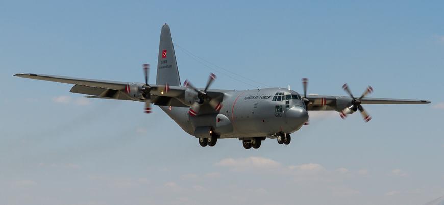 Türkiye Libya'daki Vatiyye Hava Üssü'nü kullanmaya başladı