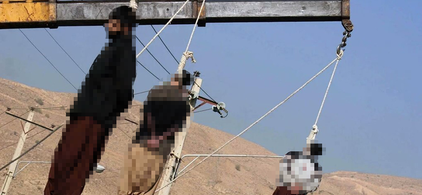 İran rejimi ajanlıkla suçladığı bir kişiyi daha idam etti