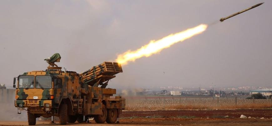 Türkiye, Suriye'de kullandığı T-122 Sakarya'lardan Libya'ya gönderdi