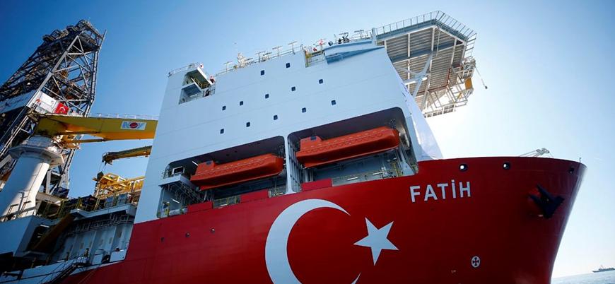 Fatih Karadeniz'de ilk sondajına başladı