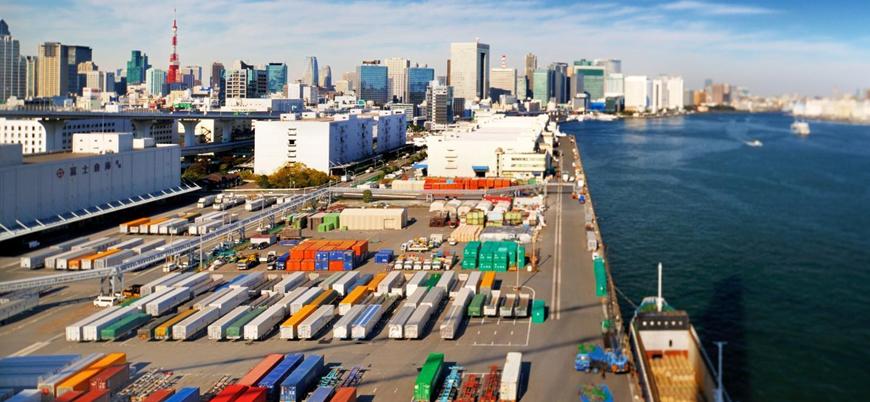 Dünyanın üçüncü ekonomisi Japonya'nın ihracatı 19 aydır düşüşte