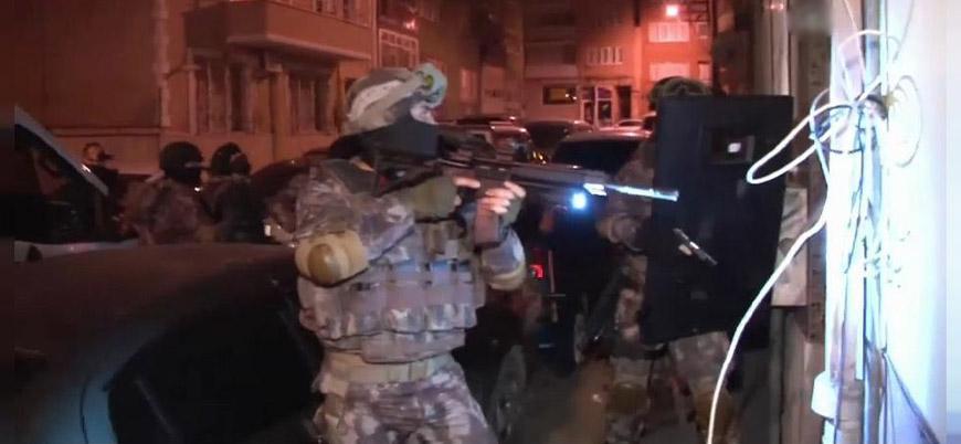 Gaziantep'te 'IŞİD' operasyonu