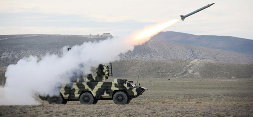 Azerbaycan: Ermenistan'a ait 2 İHA düşürdük