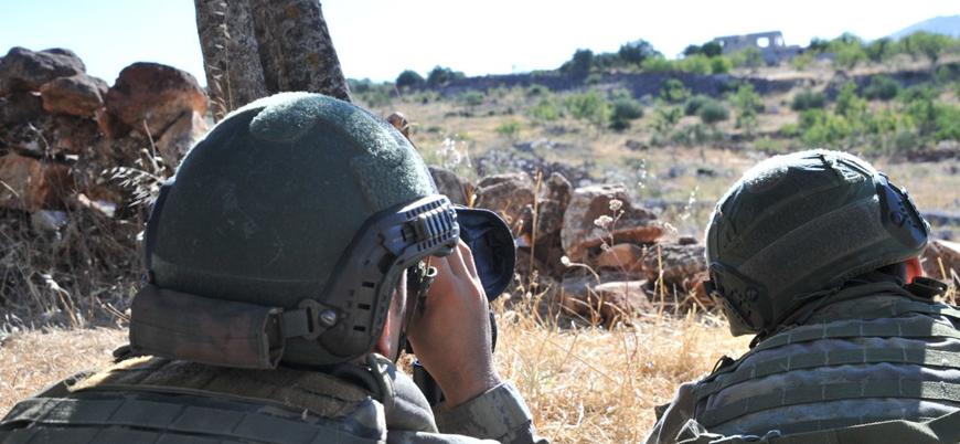MSB: Fırat Kalkanı bölgesinde iki IŞİD'li yakalandı
