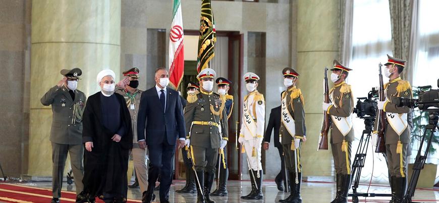 Bağdat hükümeti Başbakanı Kazimi'nin ilk yurt dışı ziyareti İran'a