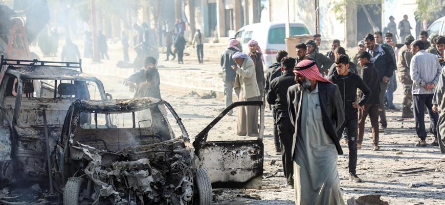 Suriye'de Türkiye'nin kontrolündeki bölgelerde güvenlik zafiyetleri ve HTŞ karşılaştırması