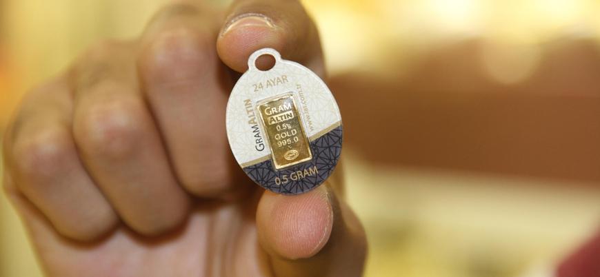 Gram altının durdurulamayan yükselişi sürüyor