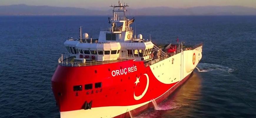 Türkiye Meis adası çevresinde 'Navtex' ilan etti: 'Yunanistan alarm durumunda'