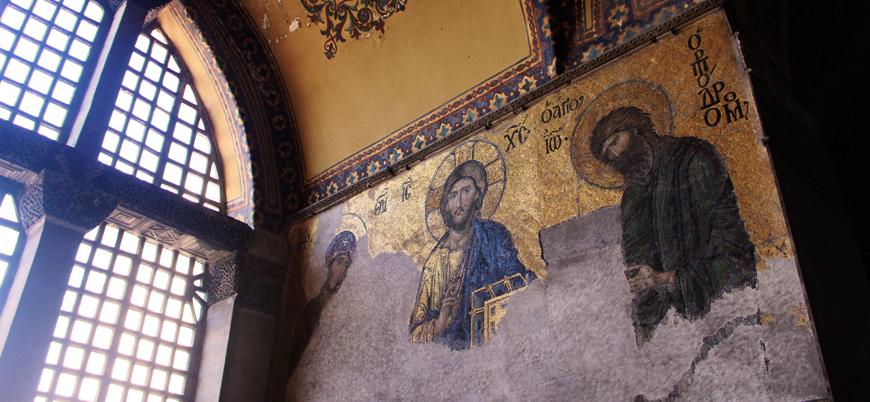Ayasofya'nın yeniden inşası süreci Bizans'ı nasıl çöküşe sürükledi?