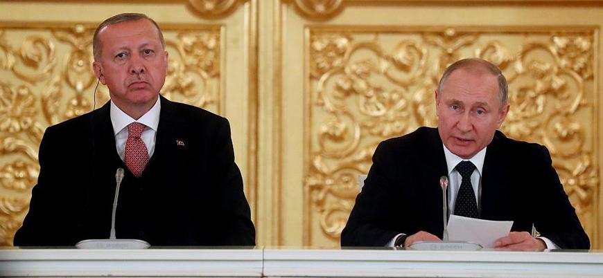 Rusya ve Türkiye Libya konusunda 4 madde üzerinde anlaştı
